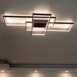 quot blocks quot ceiling mount ultra modern light fixture modern