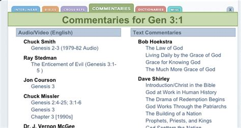 blue letter bible commentary blue letter bible commentaries levelings 1097
