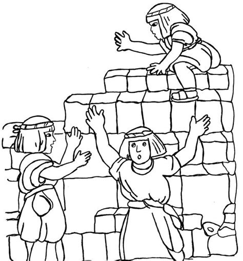 yahweh s children lesson 5 the tower of babel