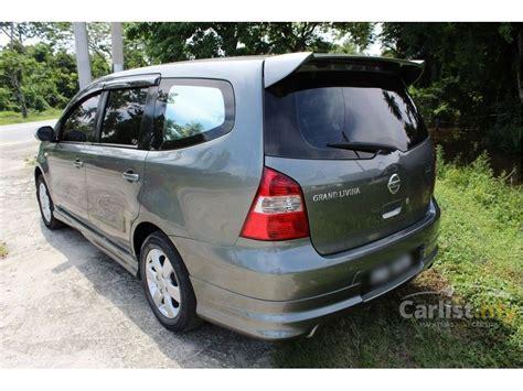 Karpet Comfort Grand Livina nissan grand livina 2012 st l comfort 1 6 in penang