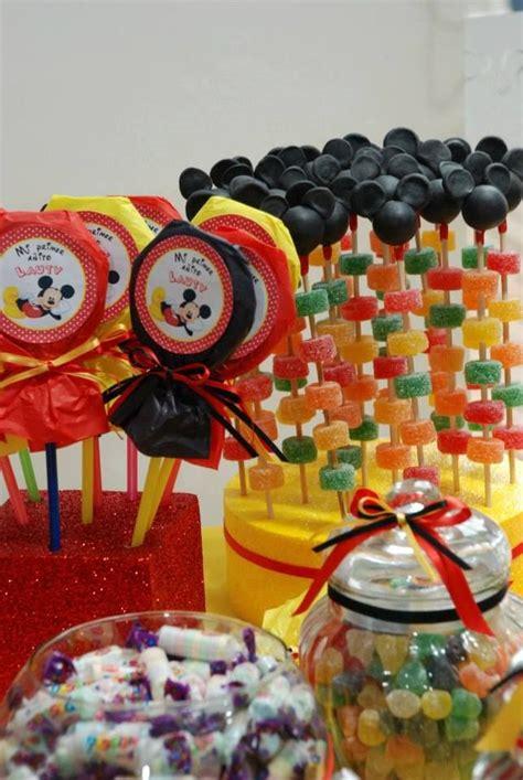 centros de mesa de cumpleaos en pinterest fiestas de apexwallpapers mesa de dulces cumple mickey mouse pinterest mesas