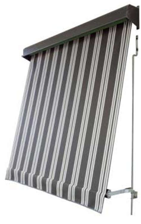 exterior roller blinds drop automatic awnings