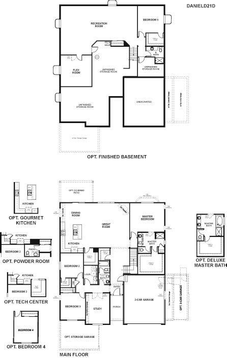 richmond american floor plans 14 best richmond american homes images on pinterest