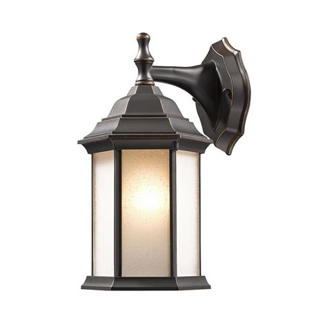oil rubbed bronze outdoor wall light filament design maddox 1 light oil rubbed bronze outdoor