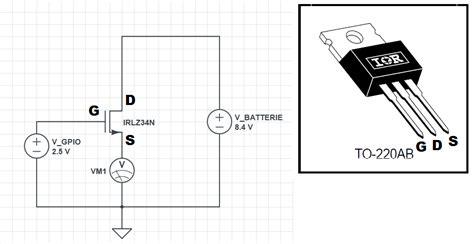 irlzn anschliessen mikrocontrollernet