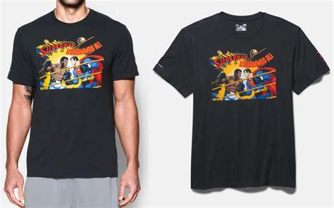 Moh Ali Vs Superman T Shirt armour muhammad ali vs superman t shirt black