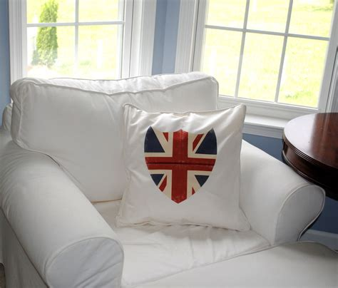 best printable iron on paper best iron on transfer paper union jack shield pillow