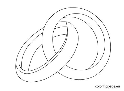 eheringe zeichnung uncategorized coloring page