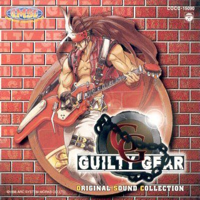 Original I Gear guilty gear original sound collection soundtrack from