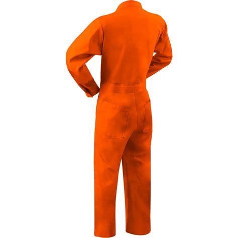 Wearpack 100 Cotton 100 Coverall Cotton Orange 9 oz fr cotton coveralls orange steiner industries