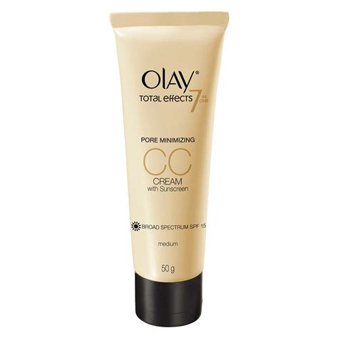 Olay Cc 20 Gr olay total effects pore minimizing cc medium