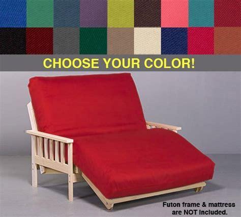 futon covers twin size emerald premium futon cover twin size b00dqv9dty