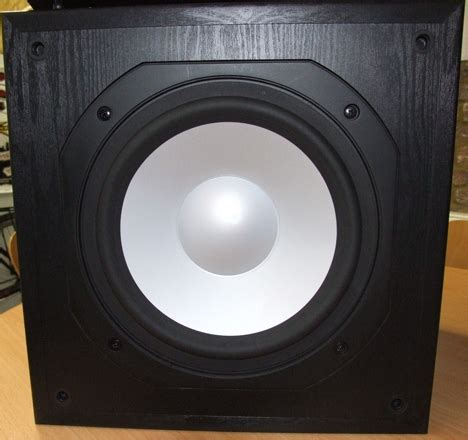 Speaker 18 Monitor Audio 18301 Sisa 1 Pcs wts monitor audio subwoofer fb 110