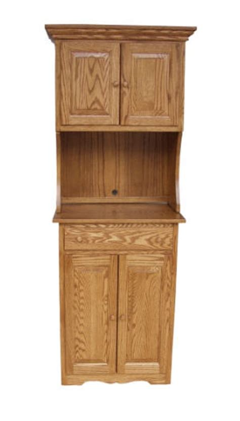 microwave stand with hutch microwave cabinet with hutch 390 micrhut55 22 wood