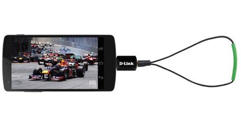 Tv Tuner Smartphone this tiny d link device is a digital tv tuner for your android smartphone or tablet tech guide