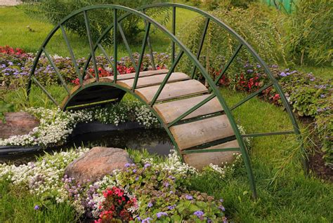 backyard bridge designs 24 incredible and varied garden bridge designs garden lovers club