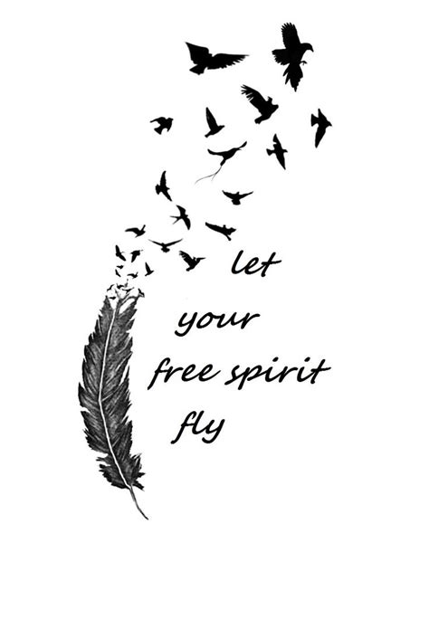 spirit tattoos 25 unique free spirit ideas on free
