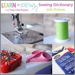 dictionary of gossip dictionary of common sewing terms with pictures sewing