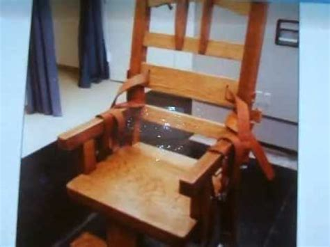 Florida Electric Chair by Extremely Up Electric Chair In Which Ted