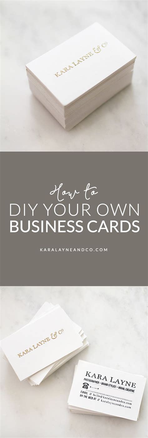 make your own cards free 25 best ideas about make business cards on