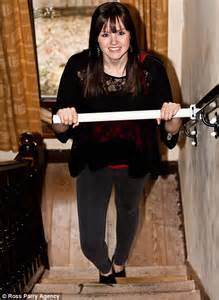 Stair Aids For Disabled by Stairsteady Teenage On Stairlift To Millions After