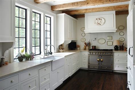 La Cornue Kitchen Designs | la cornue cornufe range cottage kitchen litchfield designs