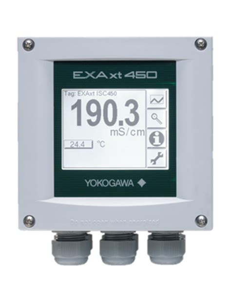 Isc450 4 Wire Analyzer For Inductive Conductivity