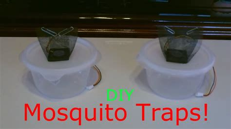 diy mosquito trap mosquito trap the diy mosquito trap improved