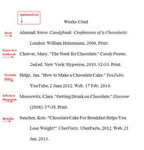 mla citation template mla citation style
