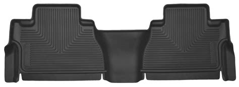 husky liners 2nd seat floor liner for 2007 2013 toyota