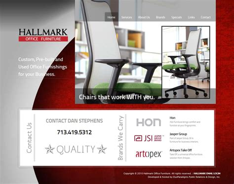 hallmark office furniture website duoparadigms