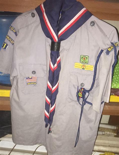 Baju Pengakap Sekolah the official bearscouts pengakap kanak kanak