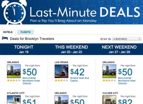 expedia deals engine taps into user patterns for last