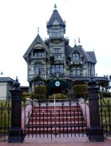 Victorian Mansions File Eureka Ca Carson Victorian Mansion Jpg Wikimedia