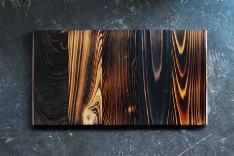 Stained Pine Deck by To Know Shou Sugi Ban The Kind Of Wood Everybody