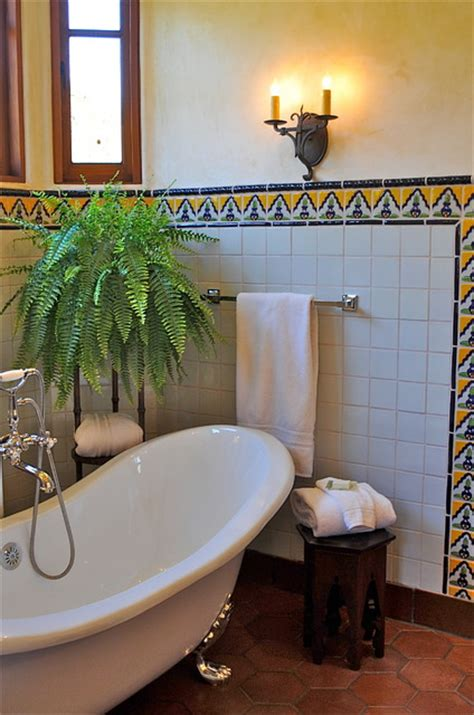 spanisches badezimmer style home traditional bathroom san