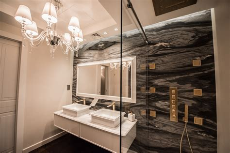 sala da bagno sala da bagno in calacatta milgem