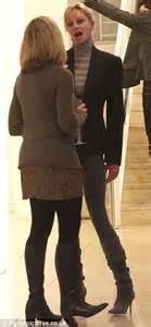 Mini Dress Volture posh totty beckham shows slender legs in