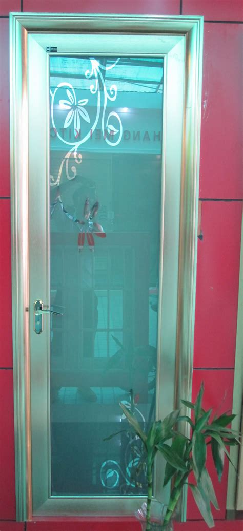 bathroom door styles sell ce approve aluminum bathroom door with different style guangzhou tiansheng