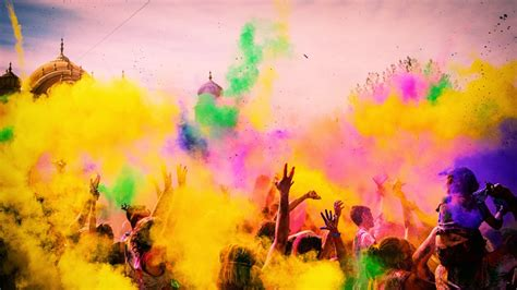 colors by india holi the festival of colors