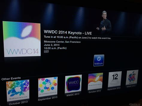 Tv Iyata apple tv iata poti viziona wwdc 2014 idevice ro