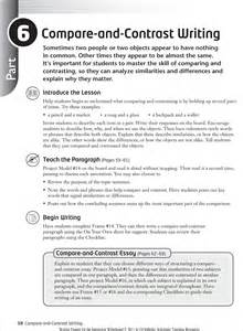 How To Write A Compare And Contrast Essay by How To Start A Compare And Contrast Essay Introduction Essays