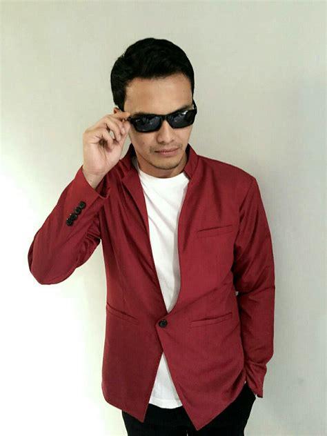 Jas Anak Muda jual beli blazer pria treaco wine jas merah casual anak