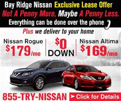 blue ridge nissan inventory bay ridge nissan car dealership in ny 11220