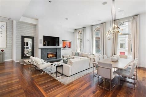bethenny soho apartment inside bethenny frankel s 13 500 a month soho loft