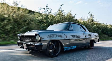 nova pro touring chevy nova chevrolet show car pro