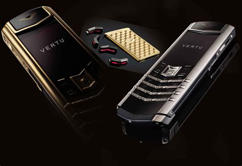 vertu the mobile phone for the filthy rich
