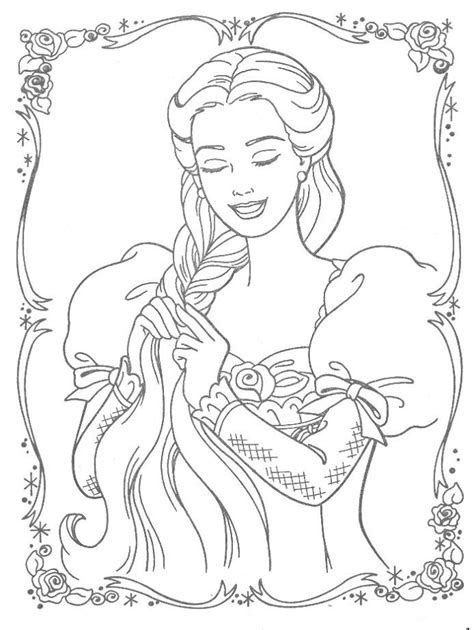Disney Princess Coloring Pages Free Printable Disney Princess Coloring Sheets Printable