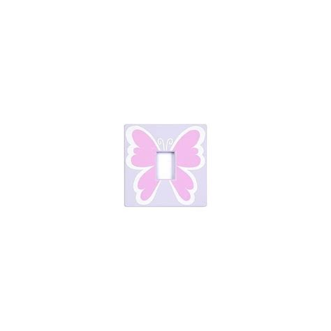 pink butterfly light butterfly pink light switch cover children s