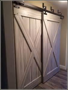 Closet door track repair home design ideas